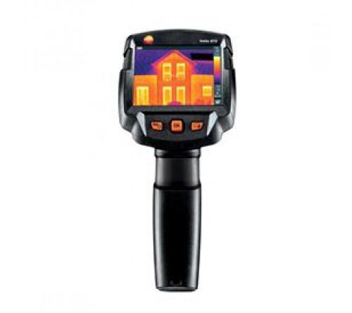 testo 872 – mobil uygulama ile termal kamera