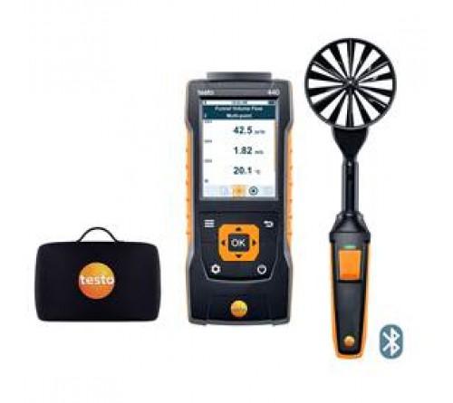 testo 440 Bluetooth®'lu 100 mm Pervane Seti