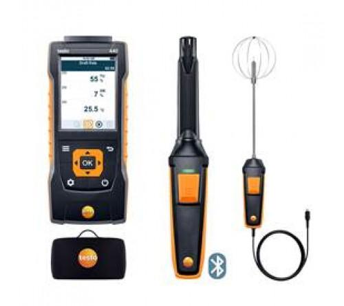 testo 440 Bluetooth®'lu Konfor ComboSet