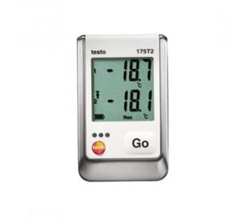 testo 175 T2 Datalogger sıcaklık (2-kanal, NTC)