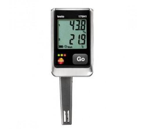 testo 175 H1 Datalogger sıcaklık ve nem (2-kanal)