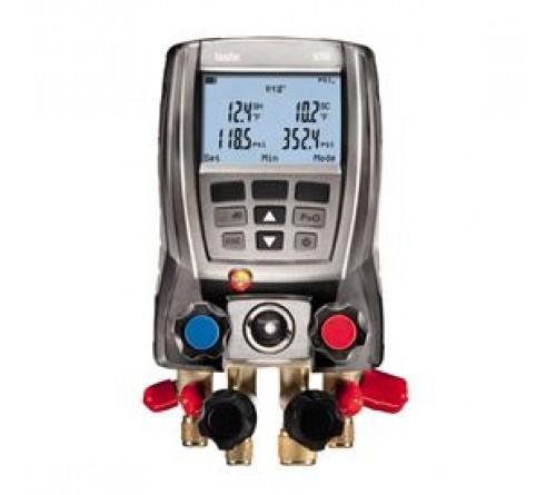 testo 570-2 set - Dijital manifold set