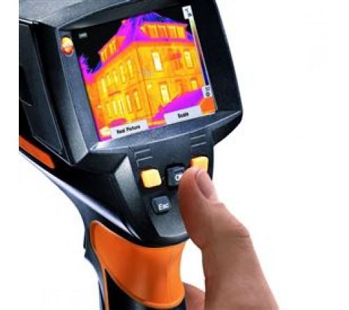 Testo 875-2i Termal kamera seti