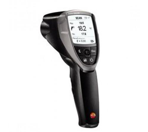testo 835-T1 - İnfrared termometre (50:1 optik oran)