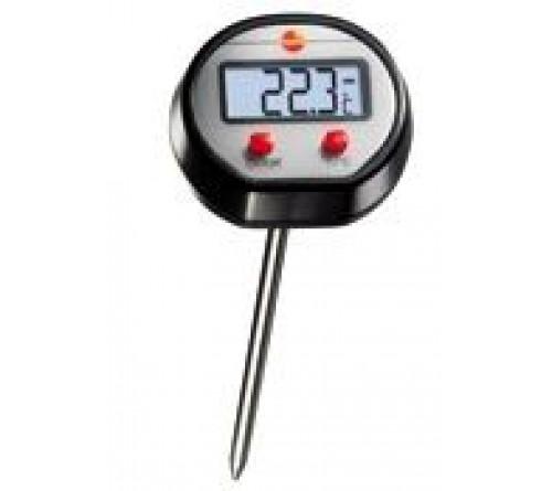 Testo standart mini daldırma/batırma tipi termometre