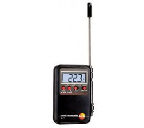 Testo mini alarmlı termometre