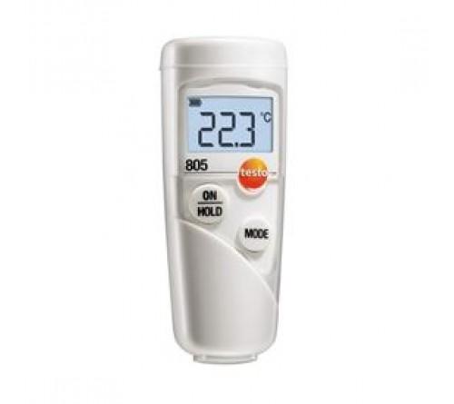 testo 805 - İnfrared sıcaklık ölçüm cihazı