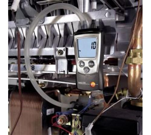 Testo 510 Set - Fark basınç ölçüm seti