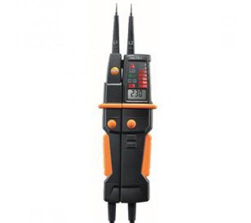 testo 750-3 – Gerilim test cihazı