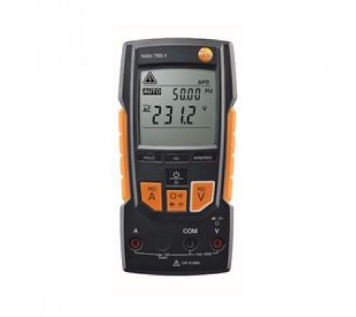Testo 760-1 Dijital Multimetre Ölçer