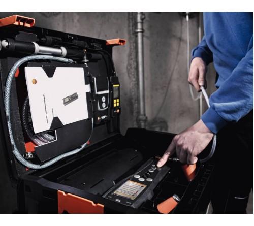Pro set testo 324 - Basınç ve sızdırmazlık test cihazı - Basınç ve sızdırmazlık ölçümü